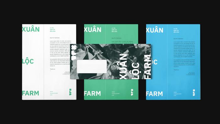 Xuân Lộc Farm redesign 2018 2