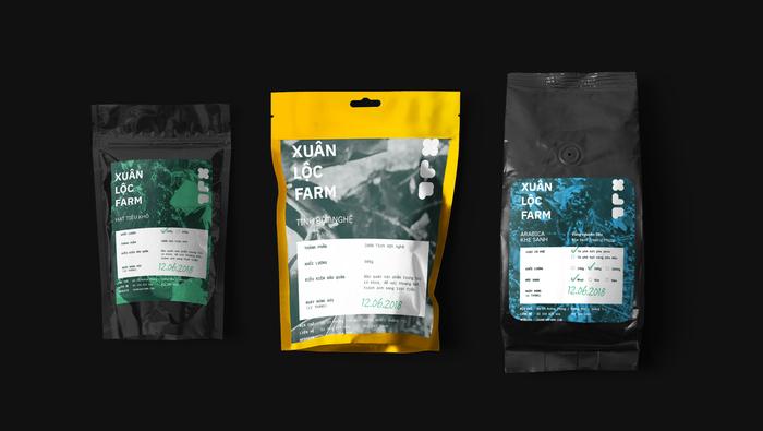 Xuân Lộc Farm redesign 2018 3
