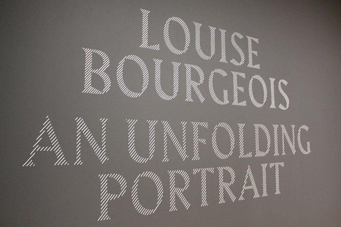 Louise Bourgeois — An Unfolding Portrait 1
