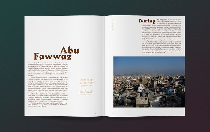 "Anxy magazine No. 3, ""The Boundaries Issue"" 4"