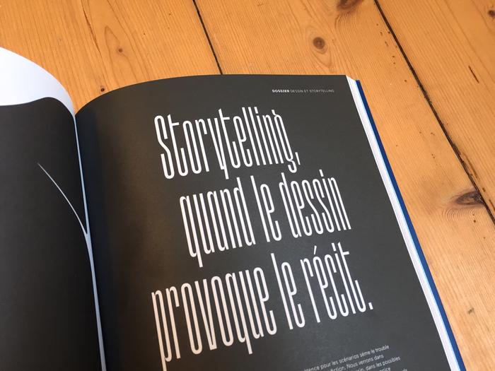 "étapes: 242 ""Dessin & Storytelling"", March/April 2018 1"