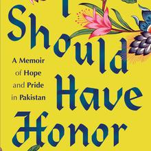 <cite>I Should Have Honor</cite> – Khalida Brohi