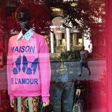 Bosco & Orso sweatshirt by Gucci