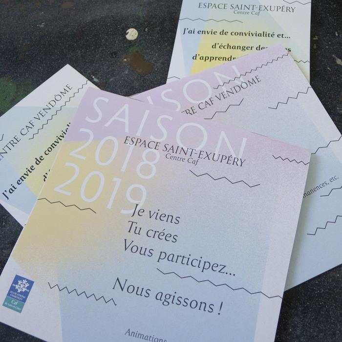 Centres Caf 41 program 2018–19 2