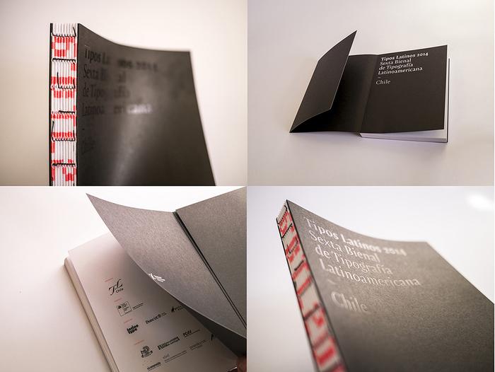 Tipos Latinos 6th Biennale catalogue 4