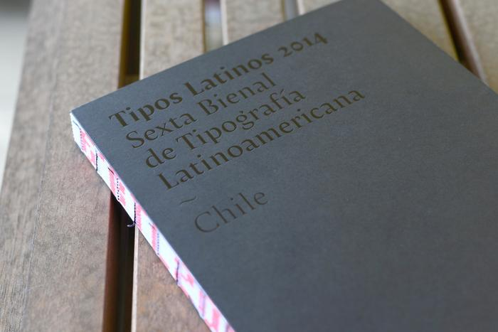 Tipos Latinos 6th Biennale catalogue 1