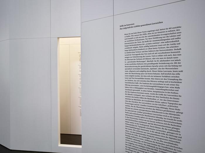 """Silence Inside""– Hungarian Pavilion at Leipzig Book Fair 2"
