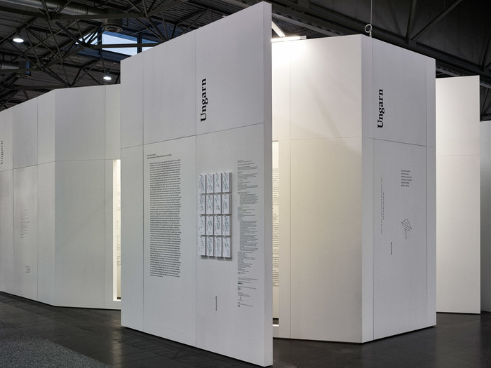 """Silence Inside""– Hungarian Pavilion at Leipzig Book Fair 1"