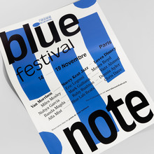 Blue Note festival Paris