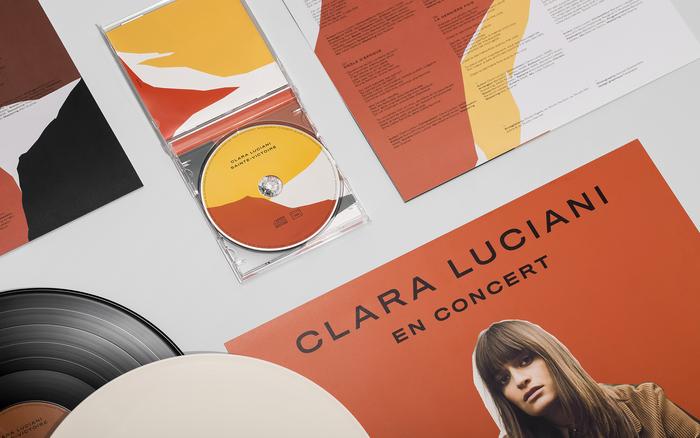 Sainte-Victoire – Clara Luciani 1