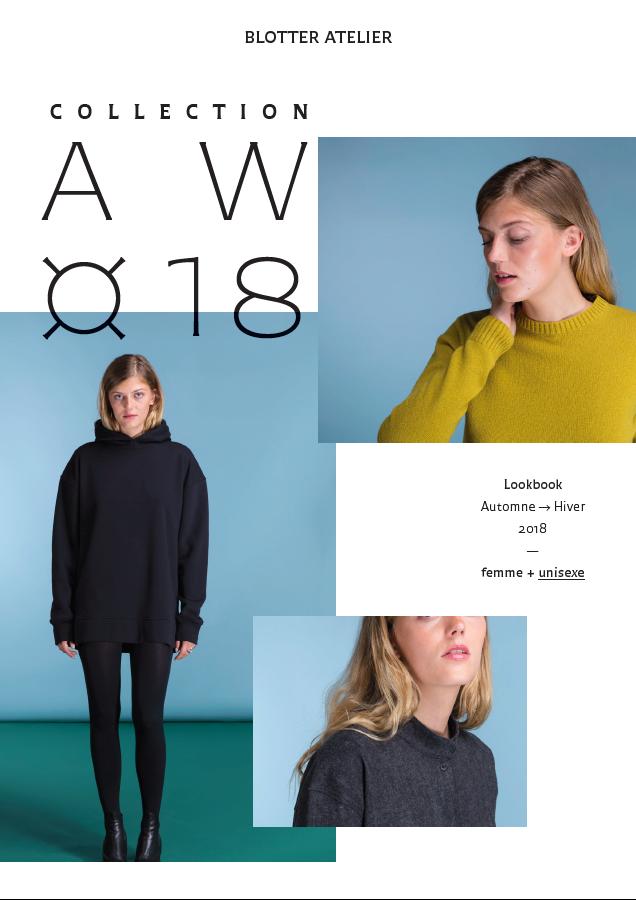 Lookbook, autumn/winter 2018.