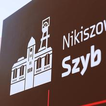 Wayfinding system in Nikiszowiec