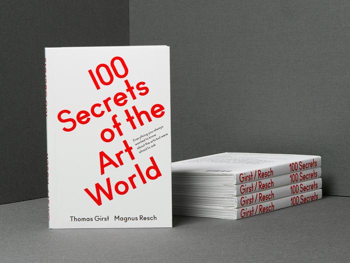 100 Secrets of the Art World 1