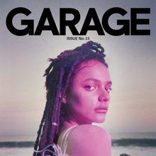 <cite>Garage</cite> magazine No. 13
