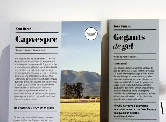 Edicions del Periscopi book covers 5