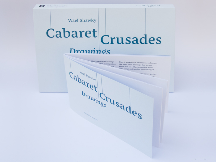 Wael Shawky. Cabaret Crusades – Drawings 2