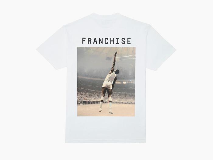 Franchise x Paul Pfeiffer Issue 05 Cover T-shirt