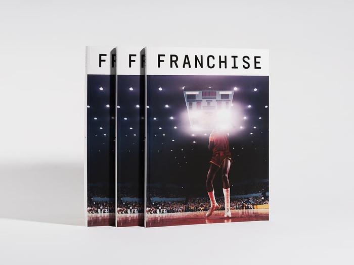 Franchise magazine, issue 05