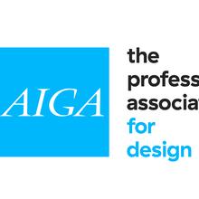 AIGA identity (2015)