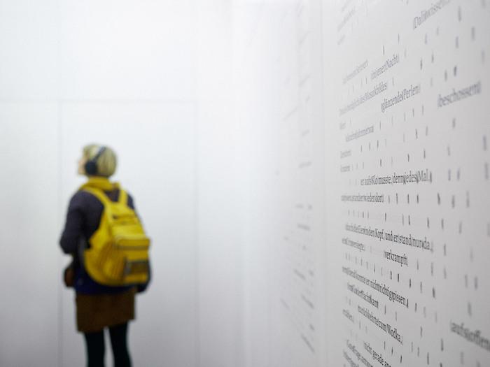 """Silence Inside""– Hungarian Pavilion at Leipzig Book Fair 4"