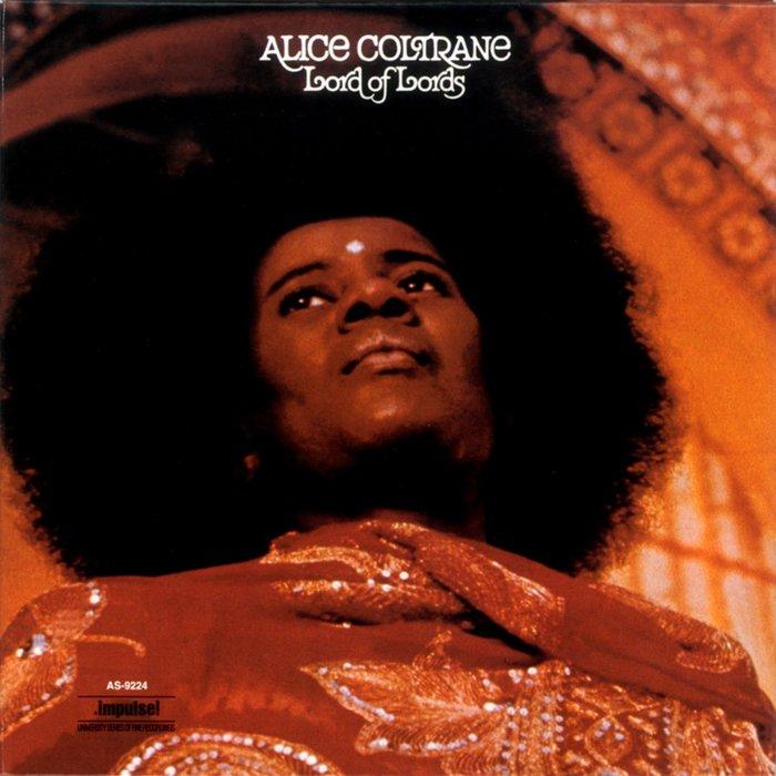 Alice Coltrane – Lord Of Lords album art 1