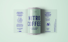 Minibar nitro coffee