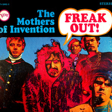 <cite>Freak Out – </cite>Frank Zappa's The Mothers of Invention