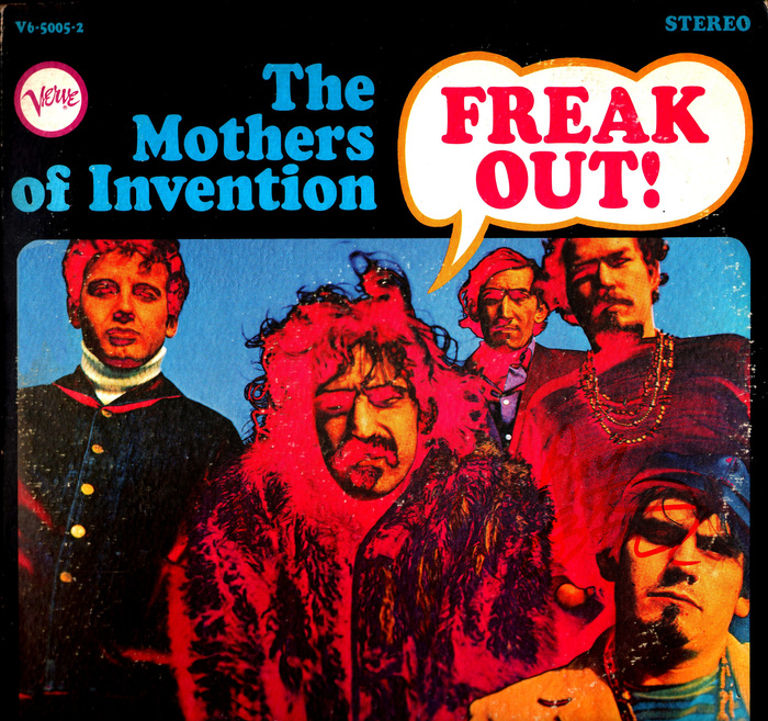 Freak Out – Frank Zappa's The Mothers of Invention