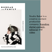 Studio Babai portfolio