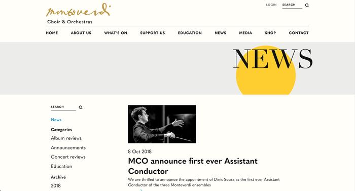Monteverdi Choir & Orchestras 4