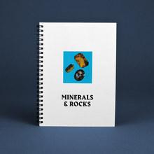 <cite>Minerals &amp; Rocks</cite>