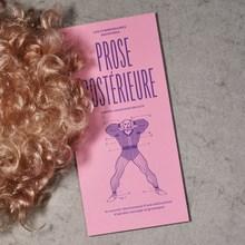 <cite>Prose Postérieure</cite>