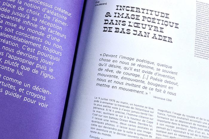 """Pica magazine No.9 """"Risque"""", 2018 2"""