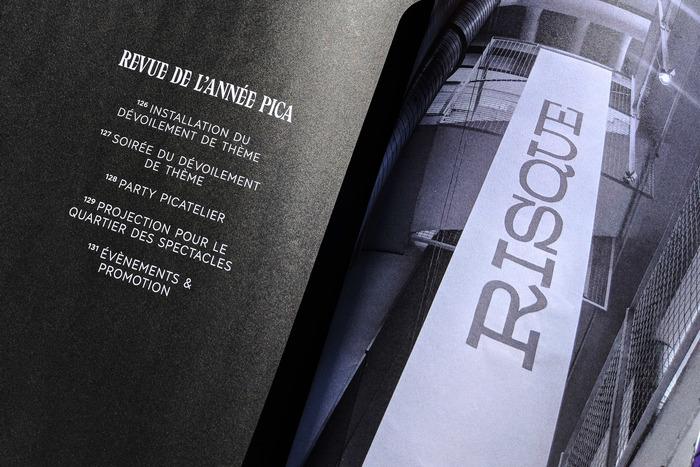 """Pica magazine No.9 """"Risque"""", 2018 3"""