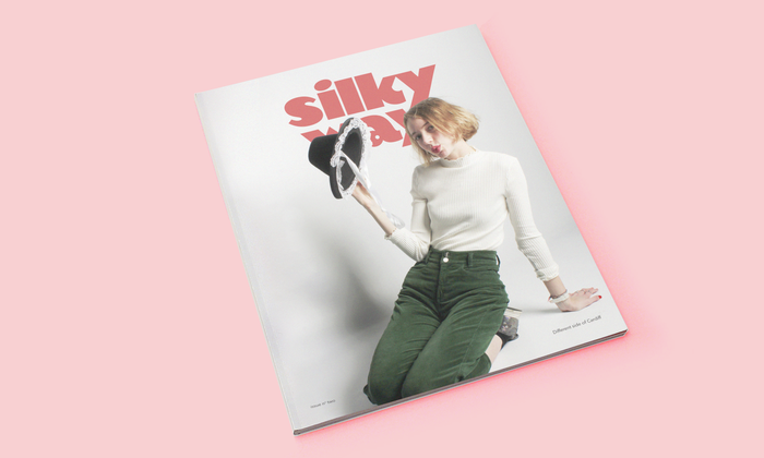 Silky Way magazine, issue2 1