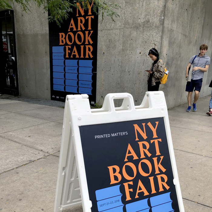 New York Art Book Fair 2018 4