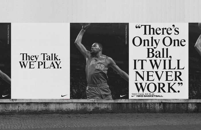 Nike Basketball NBA finals 2017 campaign 5
