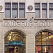 Carl Langerfeldt, Braunschweig