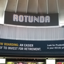 Rotunda at O'Hare International Airport