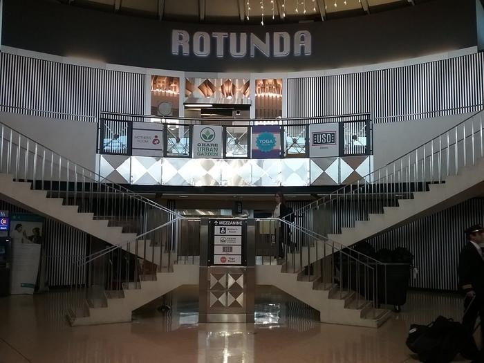Rotunda at O'Hare International Airport 3