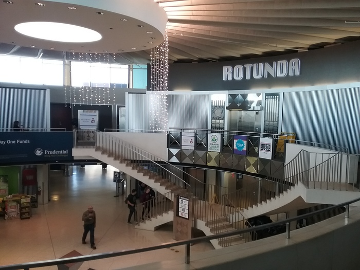 Rotunda at O'Hare International Airport 2