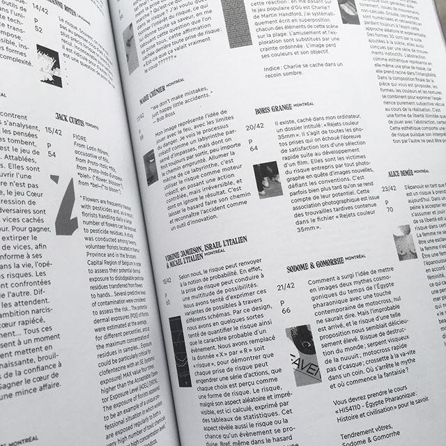 """Pica magazine No.9 """"Risque"""", 2018 9"""