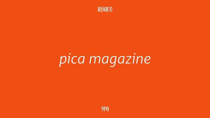 Pica magazine 9p0 – Kickstarter campaign 2