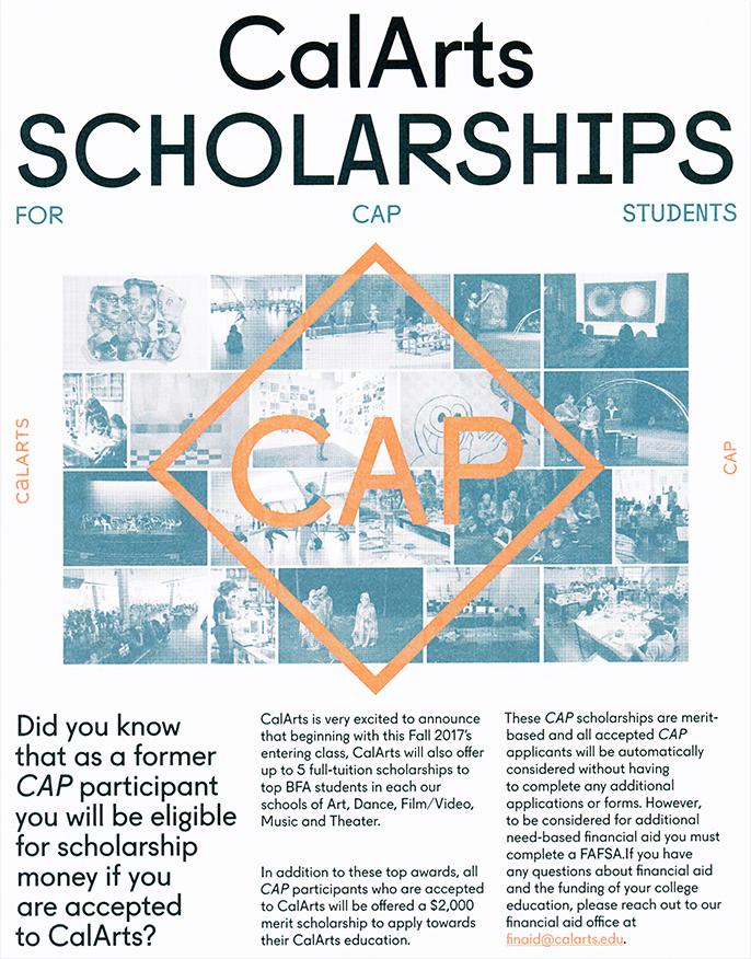 CalArts Community Arts Partnership