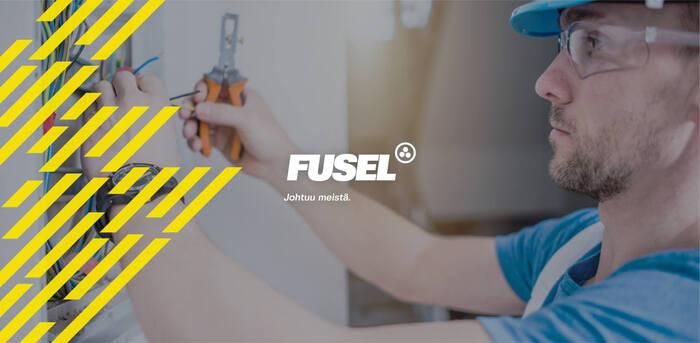Fusel visual identity 2