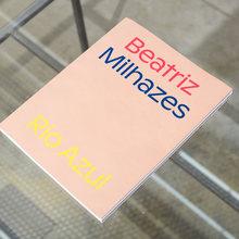<cite>Beatriz Milhazes: Rio Azul</cite>