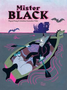 <cite>Mister Black</cite>