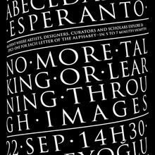 Abecedarium Esperanto