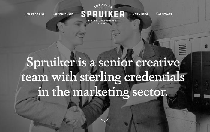 Spruiker 1