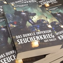 <cite>Warhammer 40,000</cite> novels (Black Library)